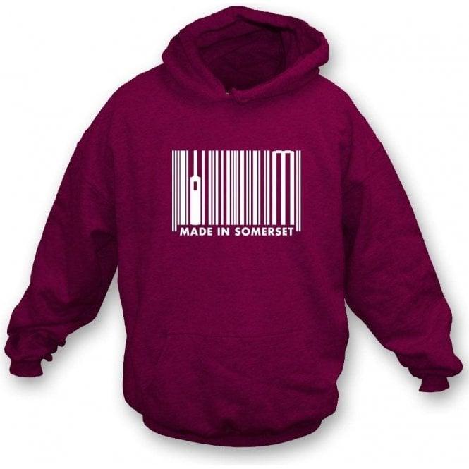 Made In Somerset Hooded Sweatshirt