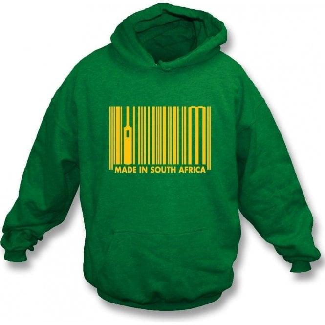 Made In South Africa Kids Hooded Sweatshirt