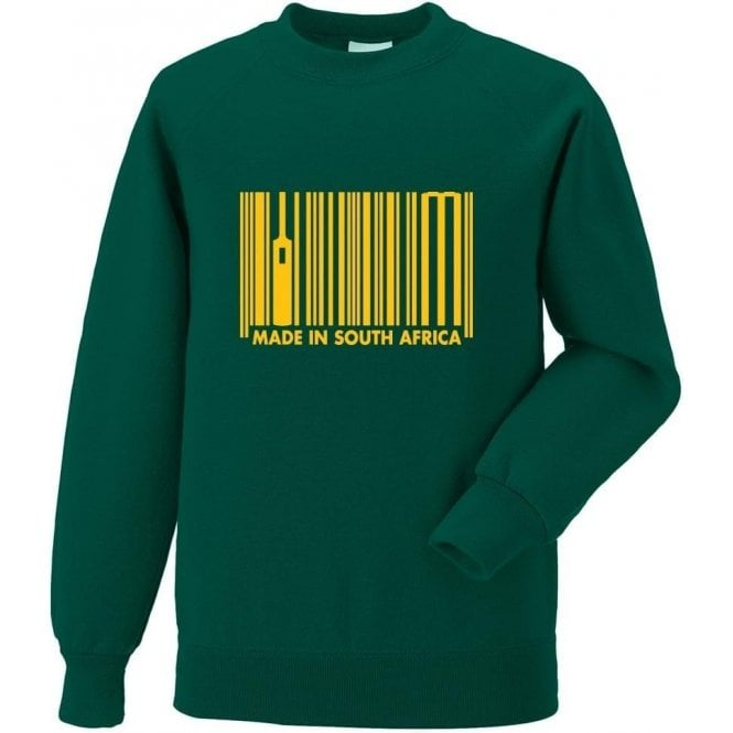 Made In South Africa Sweatshirt