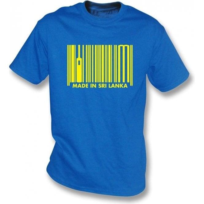Made In Sri Lanka Kids T-Shirt