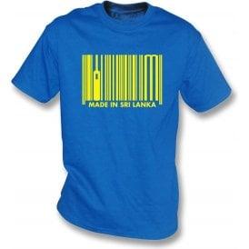 Made In Sri Lanka T-Shirt
