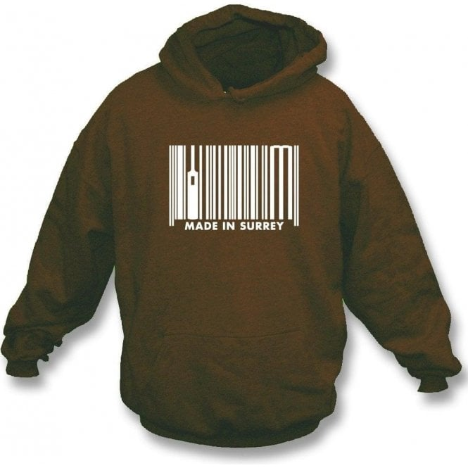 Made In Surrey Hooded Sweatshirt