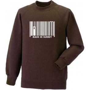 Made In Surrey Sweatshirt