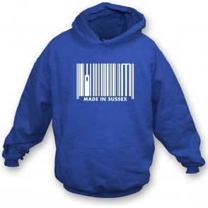 Made In Sussex Hooded Sweatshirt