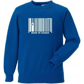 Made In Sussex Sweatshirt