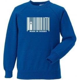 Made In Sussex Sweatshirt