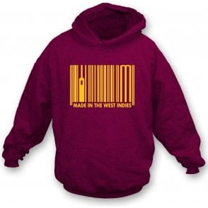 Made In The West Indies Kids Hooded Sweatshirt