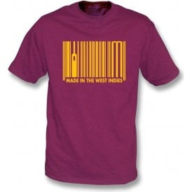 Made In The West Indies Kids T-Shirt