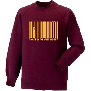 Made In The West Indies Sweatshirt