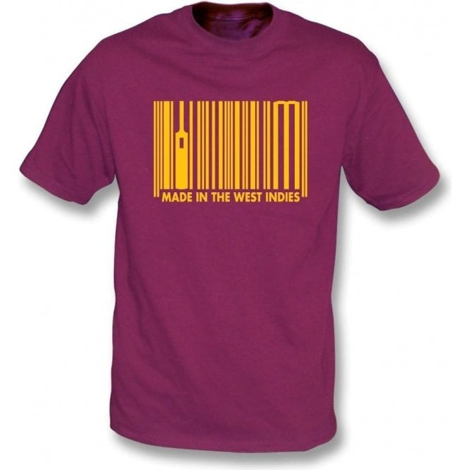Made In The West Indies T-Shirt