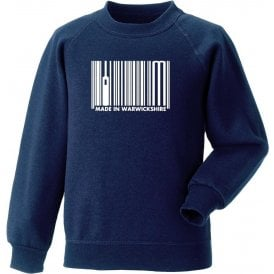 Made In Warwickshire Sweatshirt