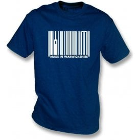 Made In Warwickshire T-Shirt