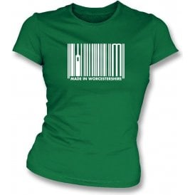 Made In Worcestershire Womens Slim Fit T-Shirt