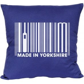 Made In Yorkshire Cushion