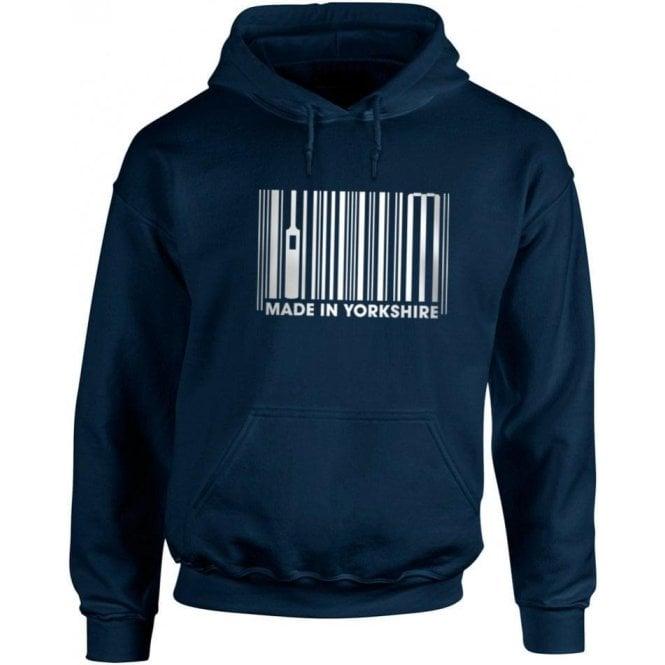 Made In Yorkshire Kids Hooded Sweatshirt
