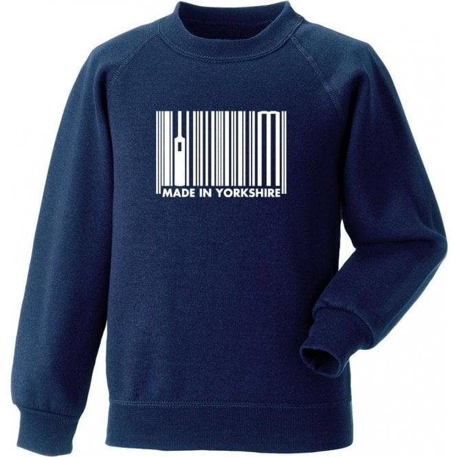 Made In Yorkshire Sweatshirt