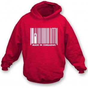 Made In Zimbabwe Kids Hooded Sweatshirt