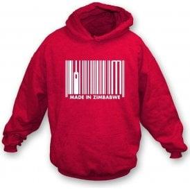 Made In Zimbabwe Kids Hooded Sweatshirt