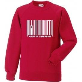 Made In Zimbabwe Sweatshirt