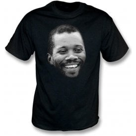 Malcolm Marshall Large Face Kids T-Shirt