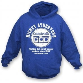 Mickey Atherton's Launderette Hooded Sweatshirt
