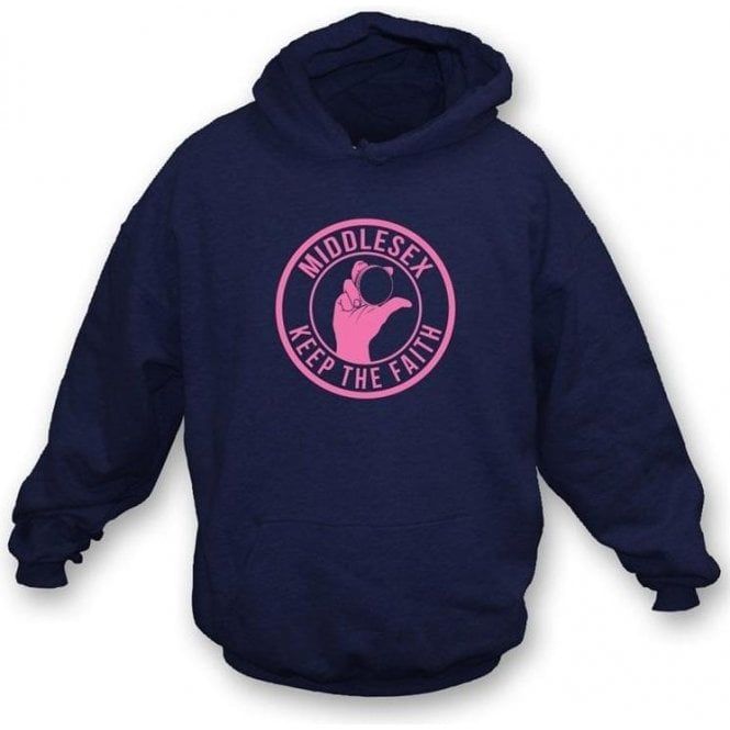 Middlesex Keep The Faith Hooded Sweatshirt