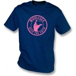 Middlesex Keep The Faith T-shirt