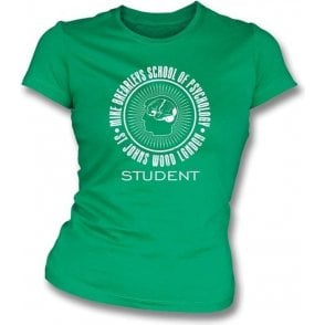 Mike Brearley's School Of Psychology - Student Ladies Slimfit T-shirt