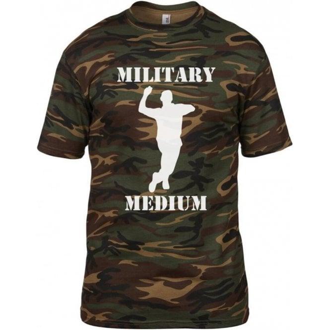 Military Medium Camo T-Shirt