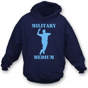 Military Medium Hooded Sweatshirt