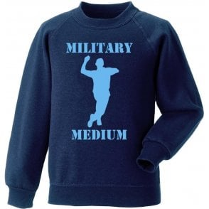 Military Medium Sweatshirt