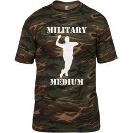 Military Medium T-Shirt