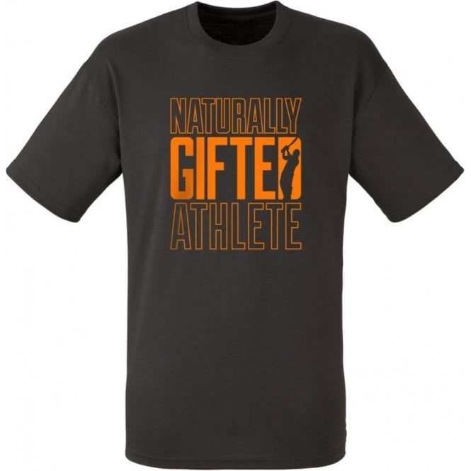 Naturally Gifted Athlete Kids T-Shirt