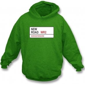New Road WR2 Hooded Sweatshirt (Worcestershire)