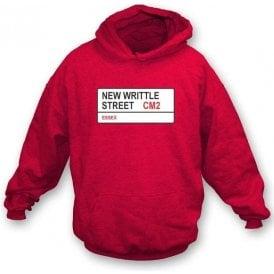 New Writtle Street CM2 Hooded Sweatshirt (Essex)