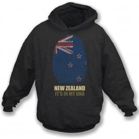 New Zealand - It's In My DNA Kids Hooded Sweatshirt