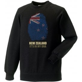 New Zealand - It's In My DNA Kids Sweatshirt