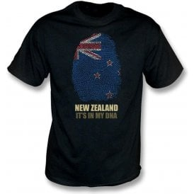 New Zealand - It's In My DNA Kids T-Shirt