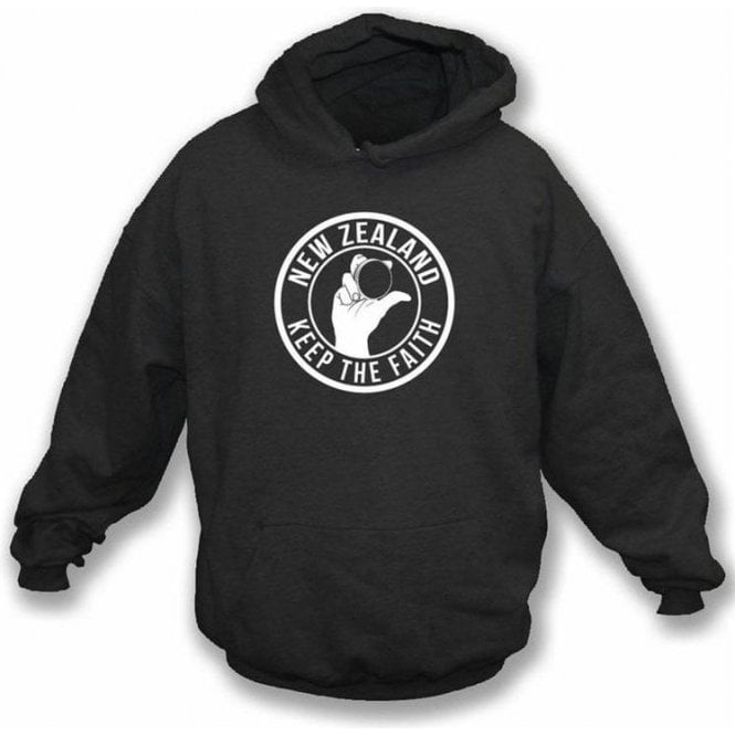 New Zealand Keep The Faith Hooded Sweatshirt