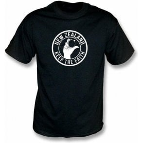 New Zealand Keep The Faith T-shirt