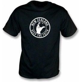 New Zealand Keep The Faith T-shirt