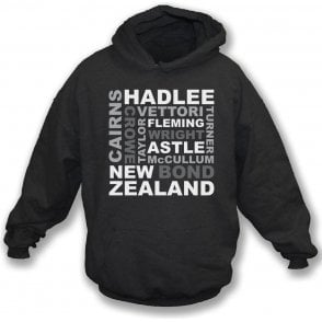 New Zealand World Cup Legends Kids Hooded Sweatshirt
