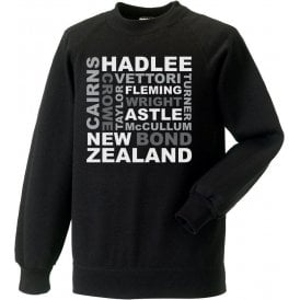 New Zealand World Cup Legends Kids Sweatshirt