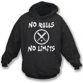 No Rules, No Limits Hooded Sweatshirt