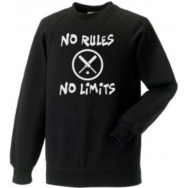 No Rules, No Limits Sweatshirt