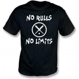 No Rules, No Limits T-Shirt