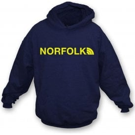 Norfolk Region Hooded Sweatshirt