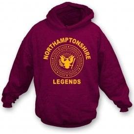 Northamptonshire Legends (Ramones Style) Hooded Sweatshirt