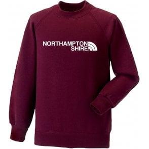 Northamptonshire Region Sweatshirt
