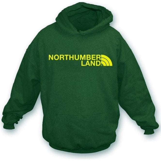 Northumberland Region Hooded Sweatshirt